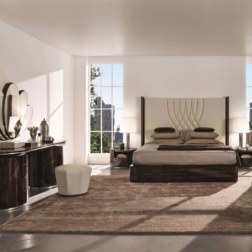 Contemporary Bedroom Furniture Stores: Modern Classic Contemporary