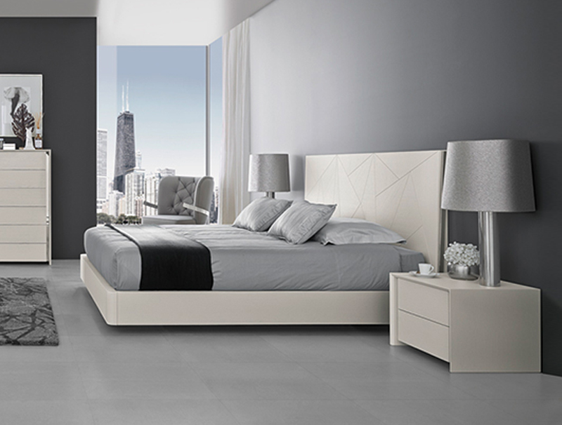 Martin Daniel Interiors Baxter Modern Bedroom Collection