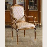 Classic Italian Dining Table Chair