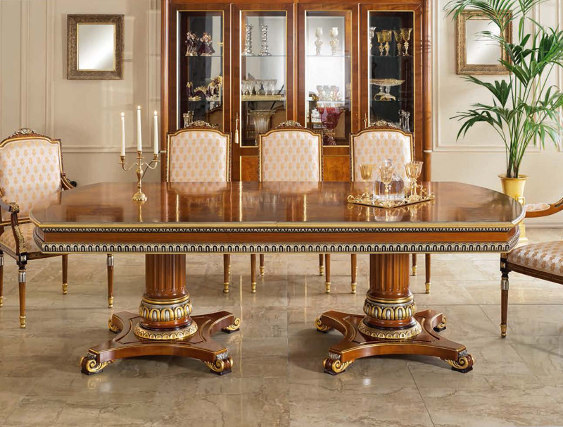 Martin Daniel Interiors Classic Italian Dining Room Collection