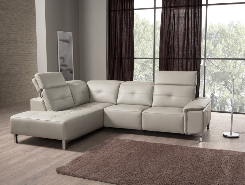 Martin Daniel Interiors Elody Reclining Leather Sofa Collection