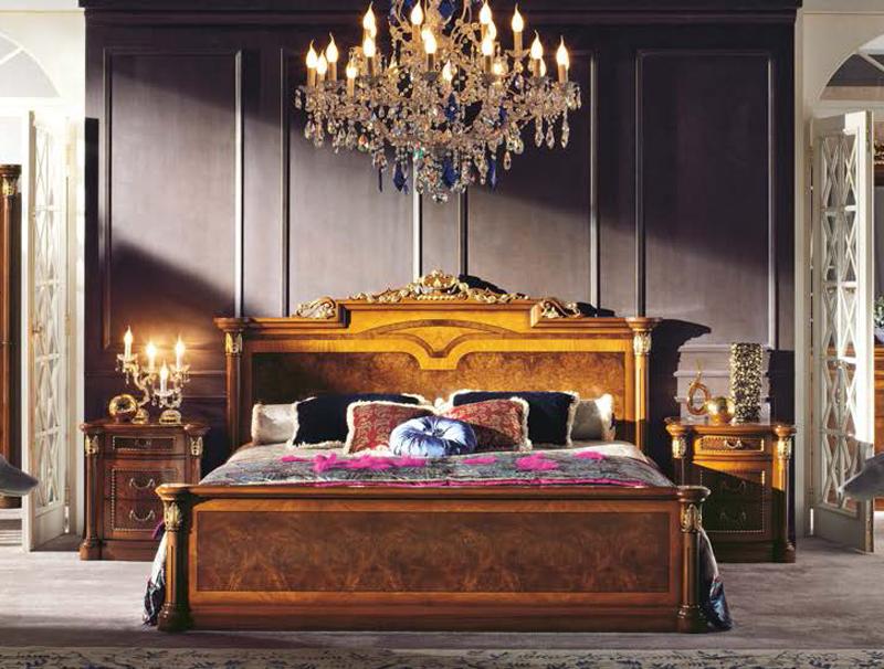 Firenze Classic Italian Bedroom With Interior Design Firenze