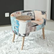 LA CARACOLA ARM CHAIR