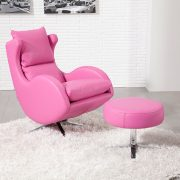 LENNY MODERN WING CHAIR