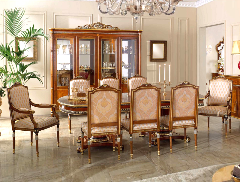 Classic Italian Dining Room Collection