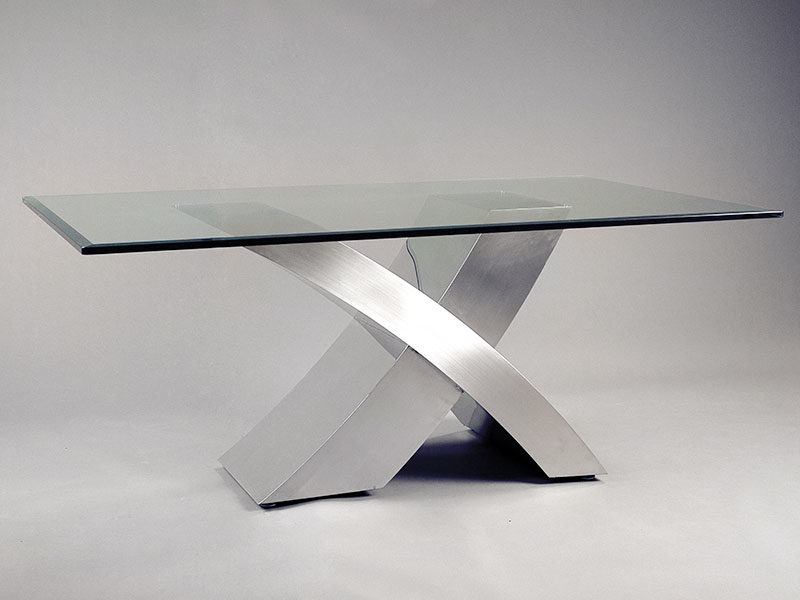home products collections modern modern glass dining table