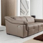 Aiko Upholstery Leather Sofa