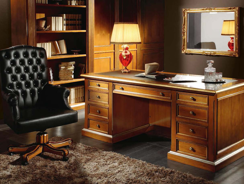 Martin Daniel Interiors Classic Executive Office Collection