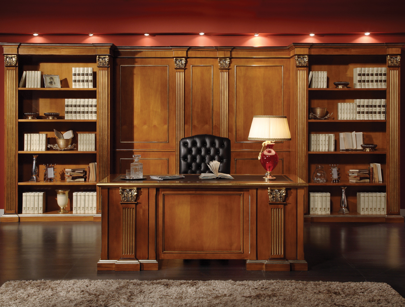 Classic Wood Home Office Furniture