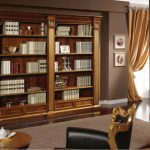 Classic Library Bookcase