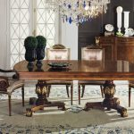 Firenze Classic Dining Table