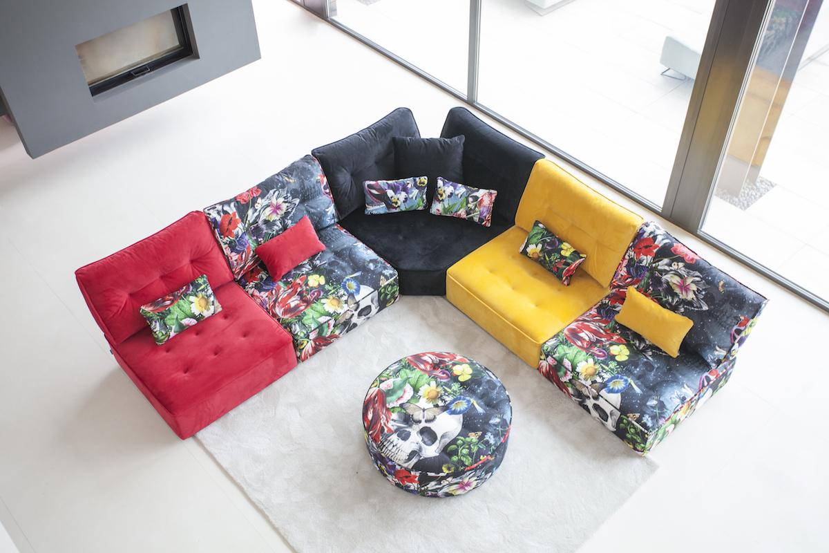 custom sectional sofa martin daniel interiors toronto