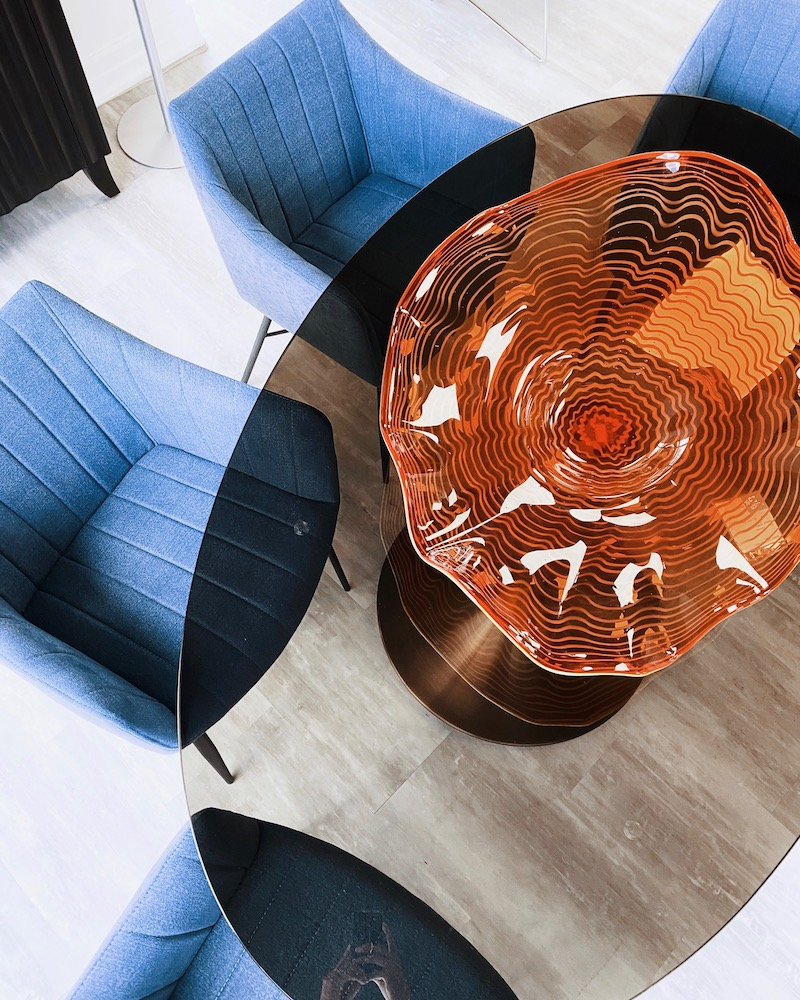 martin daniel interiors Toronto luxury dining furniture 2