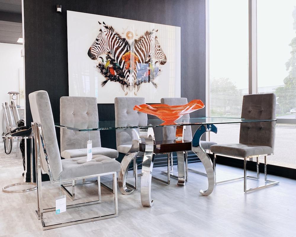 martin daniel interiors Toronto luxury dining furniture 6