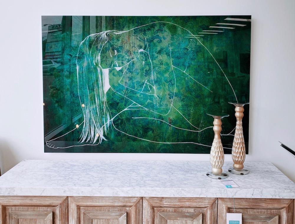martin daniel interiors wall art Toronto home decor 1