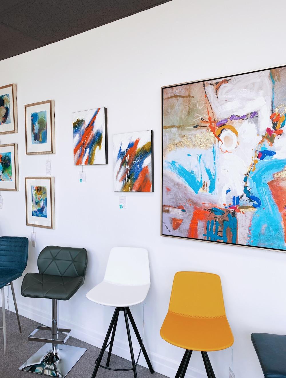 martin daniel interiors wall art Toronto home decor 2