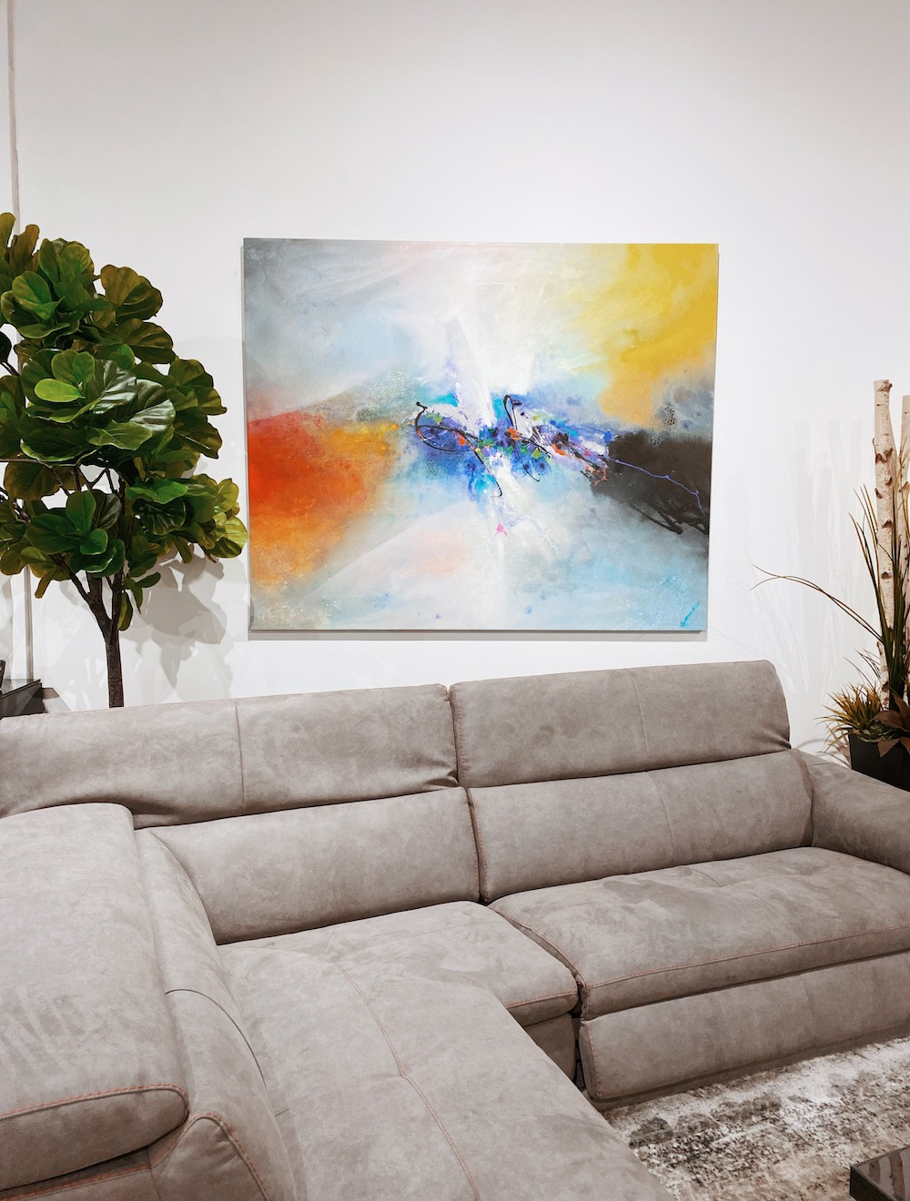 martin daniel interiors wall art Toronto home decor 4